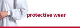 Click here to view a wide selection of  disposable protective medical apparel
