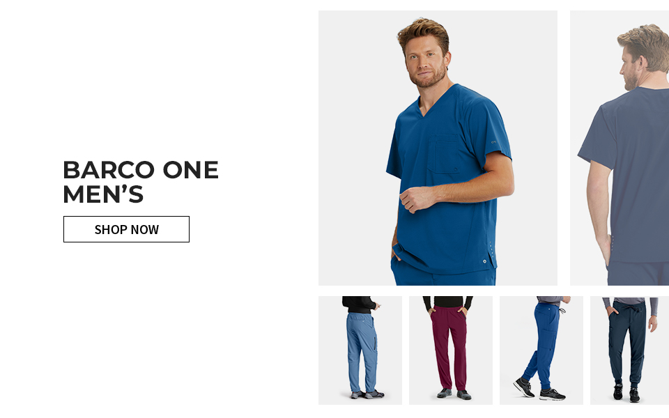 click to shop barco one men's products
