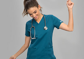 Scrubs with Stretch: The New Medical Must-Haves
