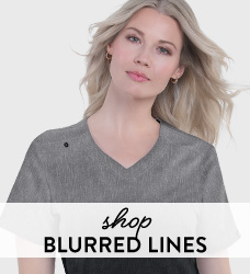 Shop our collection of stripe line print scrubs