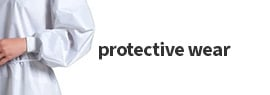 Click here to view a wide selection of disposable protective wear and gear