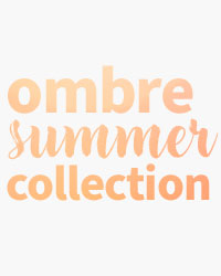 Shop our collection of summer ombre prints