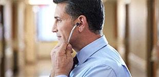 Learn how to avoid using a Litmann stethoscope improperly