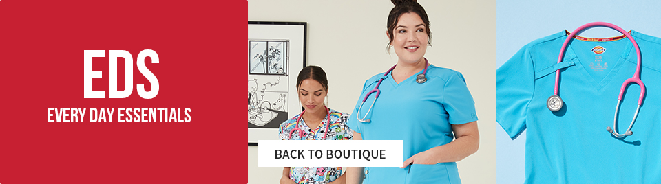 viewing eds by dickies. click to go back to boutique.
