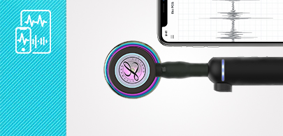 Click to learn about digital capabilities of Littmann