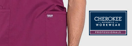 Click here to shop Professionals by Cherokee Workwear