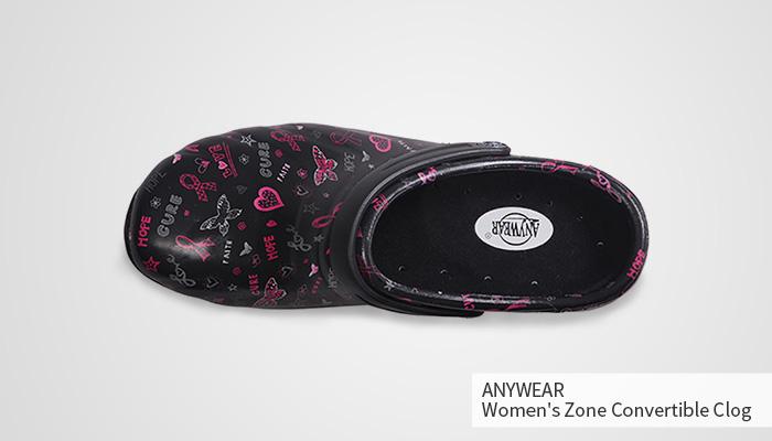 anywear convertible clog for women