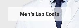View Men's Lab Coats