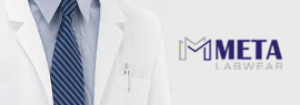 Shop META Labwear to find the right labcoat for you