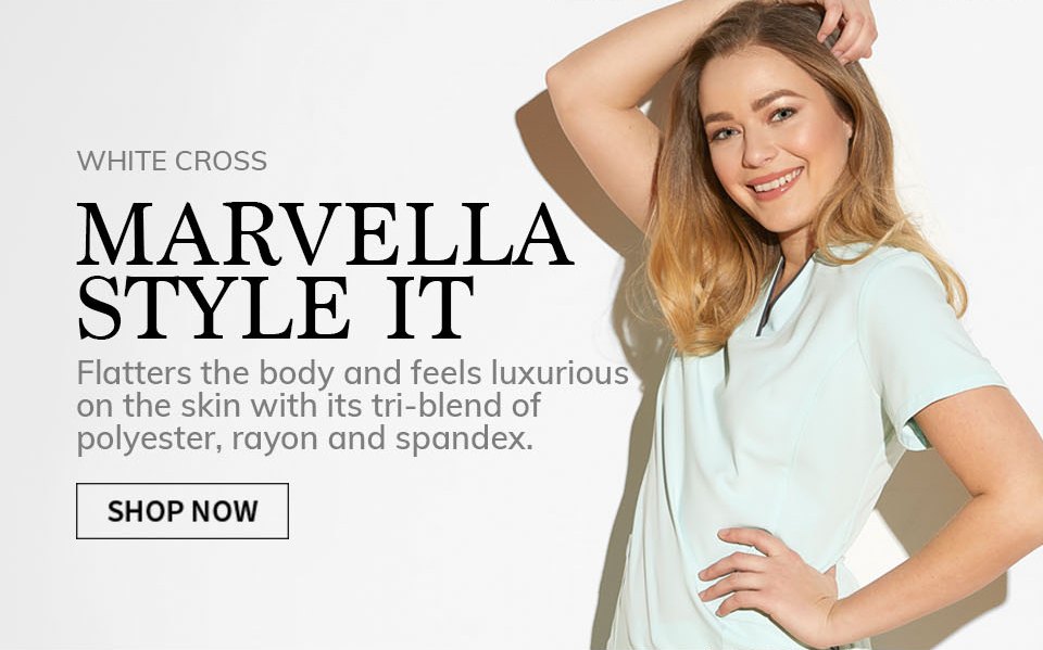 click to shop marvella by white cross. Style it.