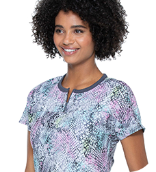 Shop our collection of tropical print scrubs