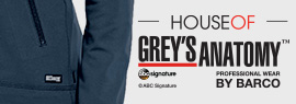 Click here to view Grey's Anatomy collection by Barco