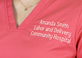 Stethoscope Charms and Seven More Ways to Personalize Your Uniform