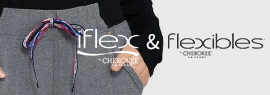 View Cherokee iflex and Flexibles Collections