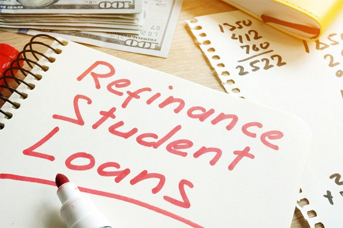 form to refinance student loans