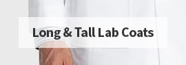View Tall and Long Lab Coats