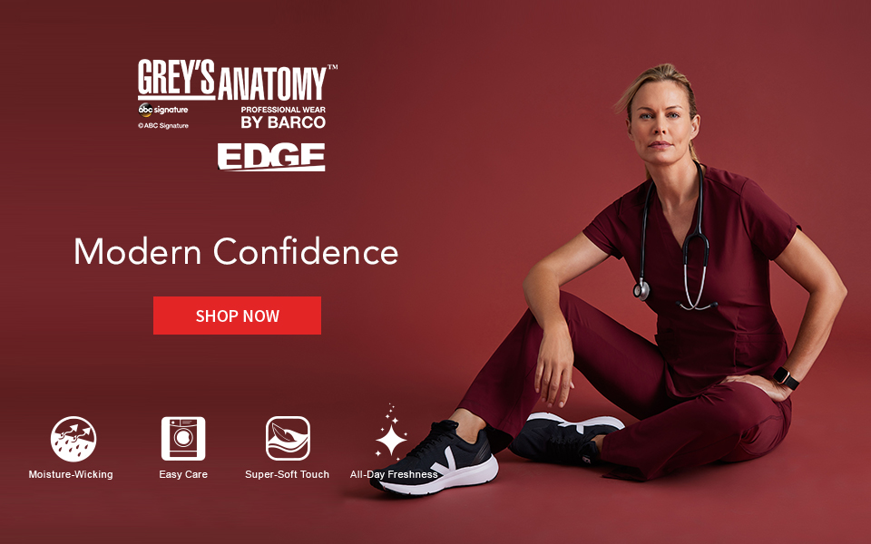 click to shop edge by grey's anatomy.
