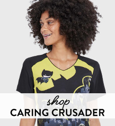 Shop our collection of super hero print scrubs