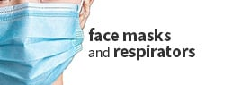 Click here to view a selection of face masks