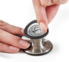 Learn why and how to check the seal of a Littmann stethoscope