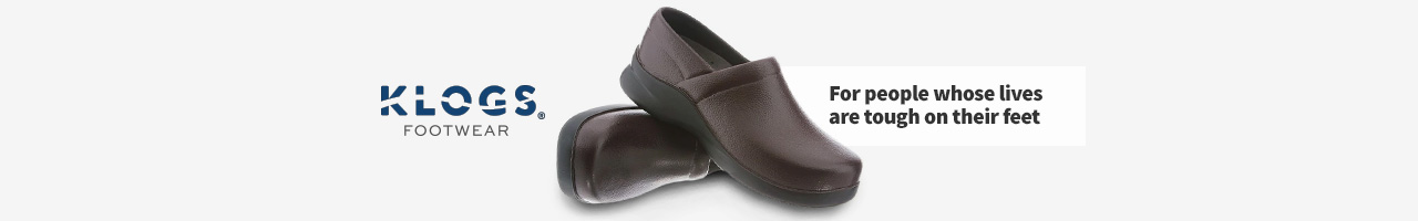 Banner - Klogs Nursing Shoes & Footwear