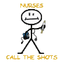 Nurses Call The Shots