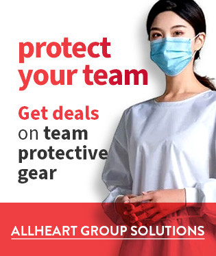Protect Your Team with Deals on Protective Gear Shop allheart Group Solutions